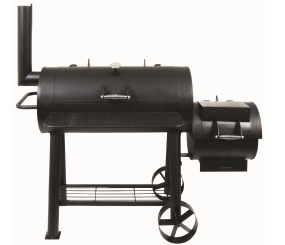 Smoker Test: El Fuego Smoker