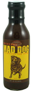 BBQ-Saucen Test: mad dog