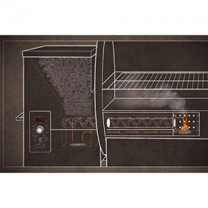 Traeger Pelletgrill Pro Series Technik